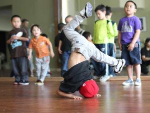 pontedera breakdance bambini