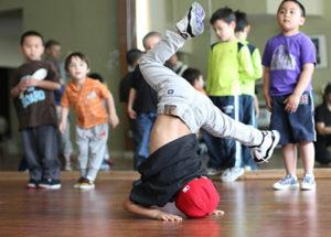 corso breakdance bambini palestra pontedera tycos