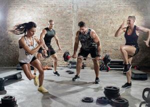 corso hiit workout pontedera