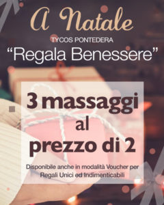 Promozione massaggi pontedera